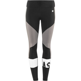 asics Color Block Cropped Tights 2 Women Performance Black
